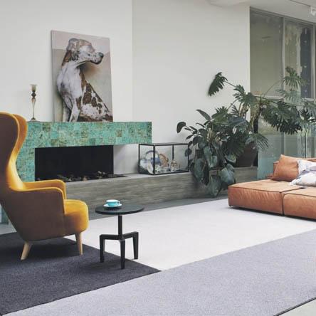 Desso tapijt in een modern interieur